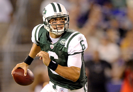 Jets Sanchez Football