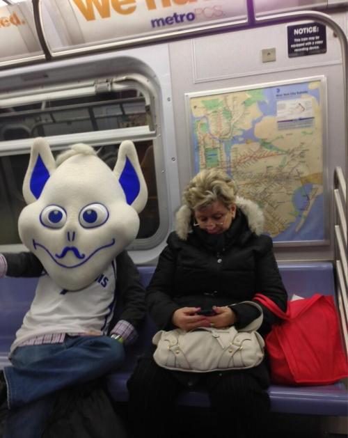 Billiken.subway